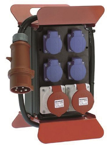 Preisvergleich Produktbild Bachmann 349.008 CEE-Veroteiler 2 m