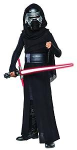 Star Wars - Disfraz de Kylo Ren Premium para niños, infantil talla 5-6 años (Rubie