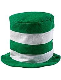 SCHOLIEBEN Cappello di Leprechaun in Costume da Giorno di San Patrizio 178dcbe5f70a