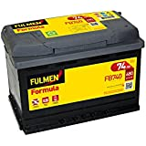 fulmen batterie voiture fa722 12v 72ah 720a batterie s bricolage. Black Bedroom Furniture Sets. Home Design Ideas