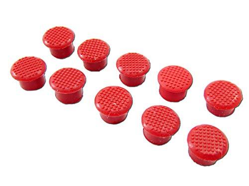 Tastaturmaus aus aus Gummi für Lenovo ThinkPad, Helix und Yoga, 10 Stück