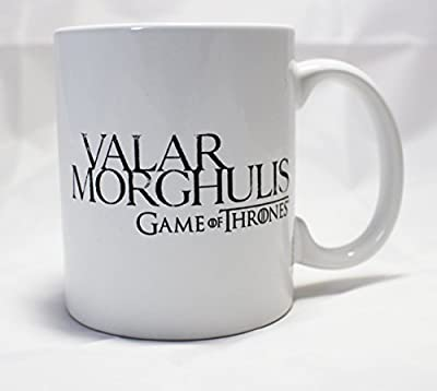 Advarso Original Game Of Thrones Hoz Cup Game Of Thrones valar morghulis - All Men Must Die