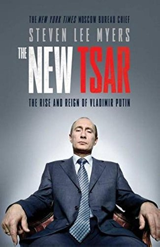 The New Tsar Cover Image