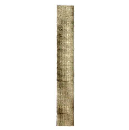 Perlstreifen gold 250 x 2 mm 15 Stück – Wachsstreifen