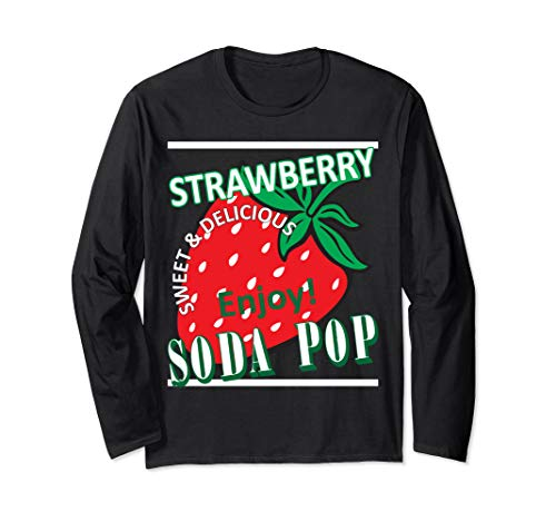 Soda Pop Kostüm - Soda Pop Kostüm Erdbeergeschmack Bunte passende