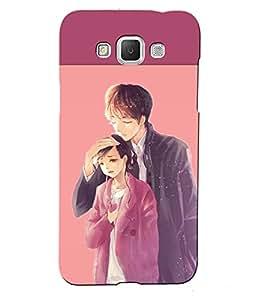 Fuson 3D Printed Designer back case cover for Samsung Galaxy Grand 3 - D4316