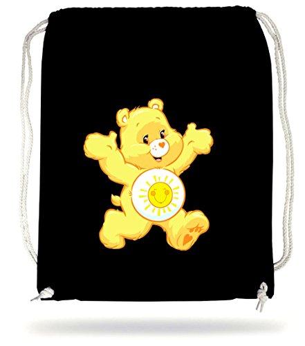 Certified Freak Sunny Bear Gym Black
