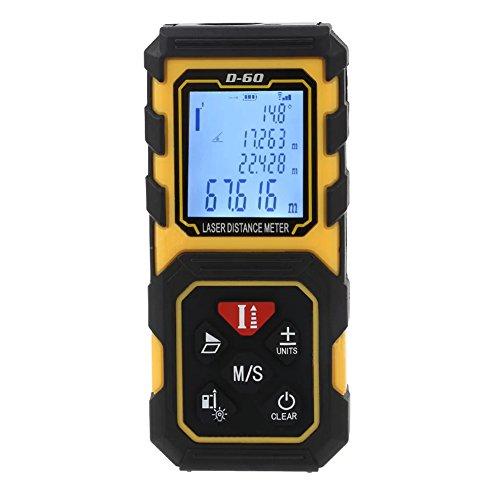 Ocamo Handheld Laser-Entfernungsmesser Entfernungsmesser Digital Maßnahme Test Werkzeug 100 Meters