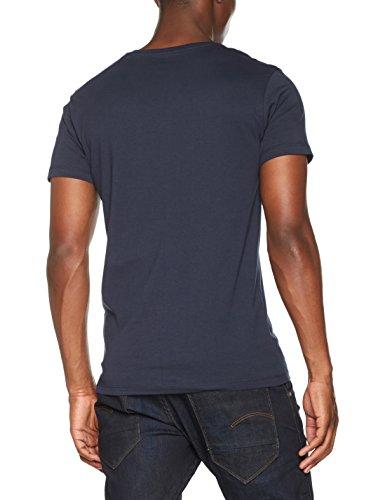 ESPRIT, T-Shirt Uomo Blu (Navy 400)