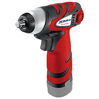 ACDelco ARI810T Li-ion 8V 3/8-inch Impact Wrench, 75 ft-lbs - Bare Tool by ACDelco Tools