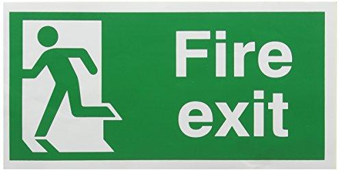 signslab-e96-a-s-panneau-de-securite-fire-exit-running-man-gauche-autocollant-150-mm-x-300-mm