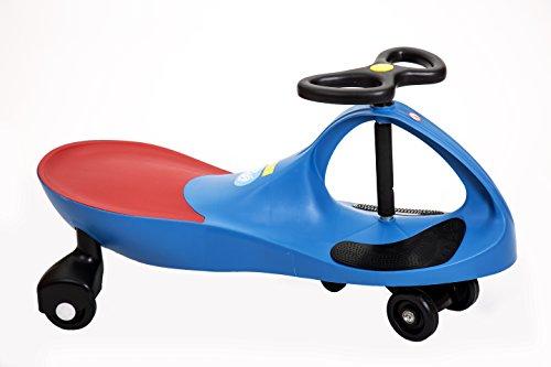 SinPilas - Bicicleta sin pedales correpasillos para niños, color azul