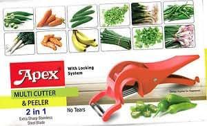 Apex Multi cutter and Peeler - 2 in 1