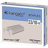 Kangaro 23/10-H Staples Pack, 10 Packs
