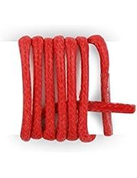 Meslacets - Lacets chaussures ville ronds et fins coton 180CM