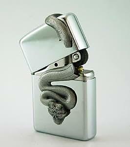 Zippo Feuerzeug Anakonda Schlange Snake LTD Nur 1000 Stück weltweit!