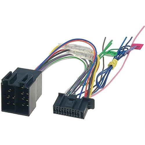 Kabel Adapter Stecker ISO für Autoradio KENWOOD 22Pin