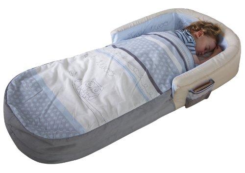 *Worlds Apart Mon tout premier ReadyBed – lit d'appoint gonflable pour enfants avec couette intégrée Meilleure offre de prix