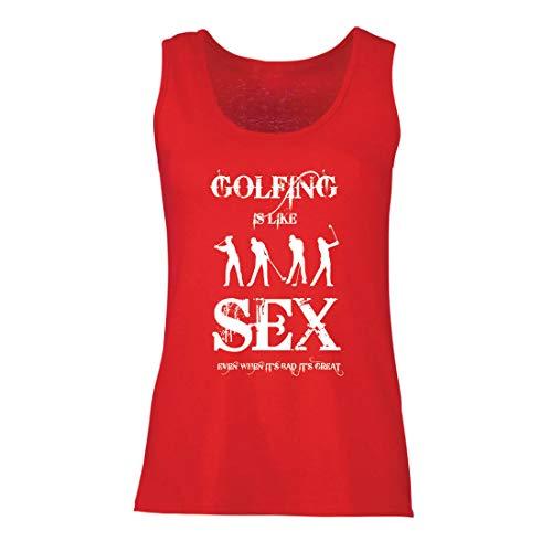 - Damen Golfspieler Kostüm