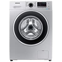 Samsung Washing Machine - 8 Kg Front Load Silver WW80J4260GS