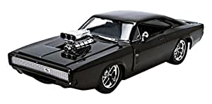 Jada Toys - 97059bk - Dodge - Charger R/t - Fast And Furious 7 - Échelle 1/24