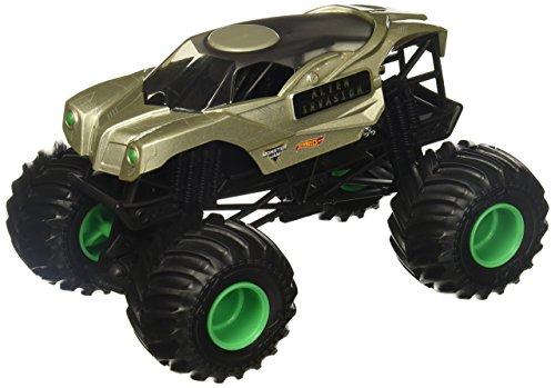 Monster Jam - Hot Wheels Alien Invasion (Mattel)