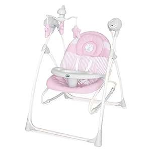 Asalvo 3 In 1 Baby Swing, Pink