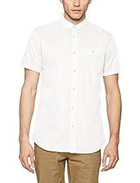 JACK & JONES Jornew Gavin Shirt Ss Noos, Camisa para Hombre