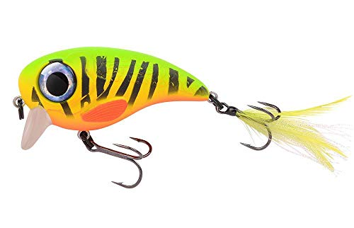 Spro Fat Iris 60 Slow Floating - Fire Tiger Tiger Iris