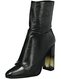 Buffalo London Damen 4347 Groucho Kurzschaft Stiefel