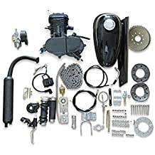 CAR SHUN 80cc Bicicleta Bicicleta motorizado 2 Tiempos Gasolina Gas Motor Motor Kit Set