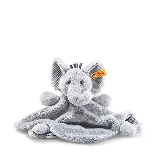 Steiff 241918 Ellie - Manta de seguridad con diseño de elefante (26...