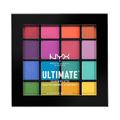15ml, Brights - NYX PROFESSIONAL MAKEUP Ultimate Shadow