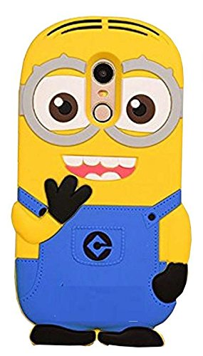 Dream2Cool Despicable Me Minion Back Case For Xiaomi Redmi Note 4 / Redmi note 4 / Note 4 /redmi note 4 / note 4 / REDMI NOTE 4 / NOTE 4 - Yellow