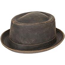Stetson Cappello Pork Pie Odenton da Donna Uomo  f4a058bb55b4