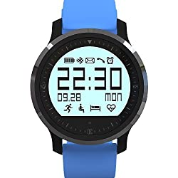 Lincass F68 Wearable Smart Watch, Hands-Free Calls/Waterproof/ Heart Rate Monitor/Activity Tracker/Sleep Tracker Sport