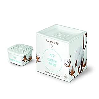 ipuro air pearls no. 2 cotton fields capsule, 1 Box (2x Kapseln)