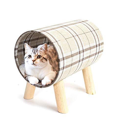BD.Y Soporte Gato Desmontable Cama Mascotas Diseñado