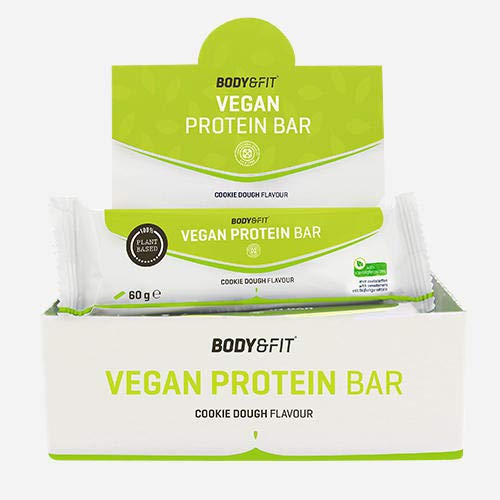 Vegan Protein Bar - 1 box mit 12 riegel - Cookie Dough