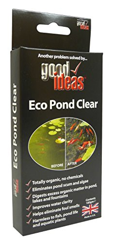 good-ideas-pond-cleaner-eco-pond-clear-1239-cleans-algae-blanket-weed-scum-and-duckweed-harmless-to-