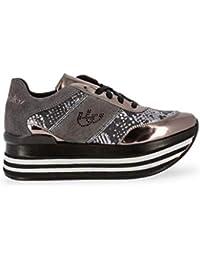 Amazon.it  Blu Byblos - Sneaker   Scarpe da donna  Scarpe e borse d30a43752f2