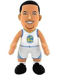 Poupluche Steph Curry 25 cm - White Jersey - Warriors 2016/17