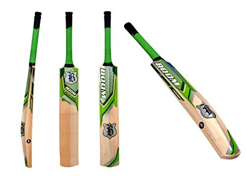 BOOM PLUS 10000 Grade 1 English Willow Cricket Bat (ADULT) Professional Adult BAT (FREE UK SHIPPING)