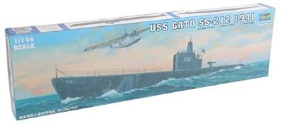 Trumpeter 1:144 - Sub.-USS Gato SS-212 1941 - TRU05905