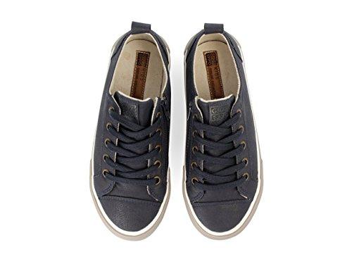 Gioseppo 30199, Sneakers Basses Garçon Bleu (Marino)