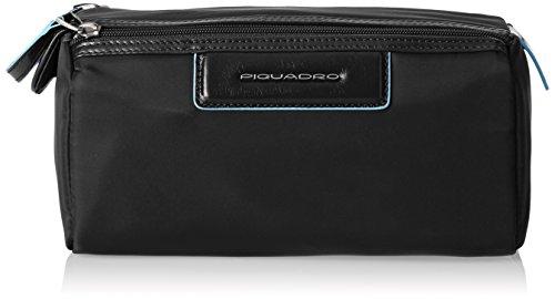 Piquadro By4180ce Handtasche, Erwachsene Unisex, Schwarz