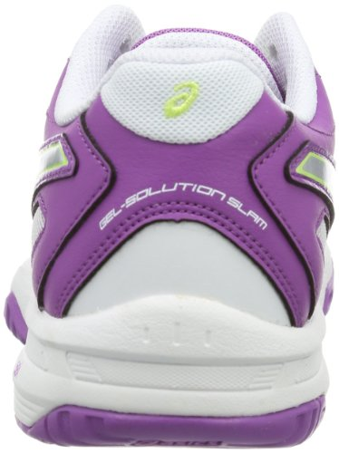 Asics  GEL-SOLUTION SLAM 2, Chaussures de Tennis femme purple