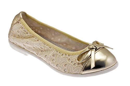 Lelli Kelly Jewel Emma Ballerines Neuf Chaussure. Ivoire