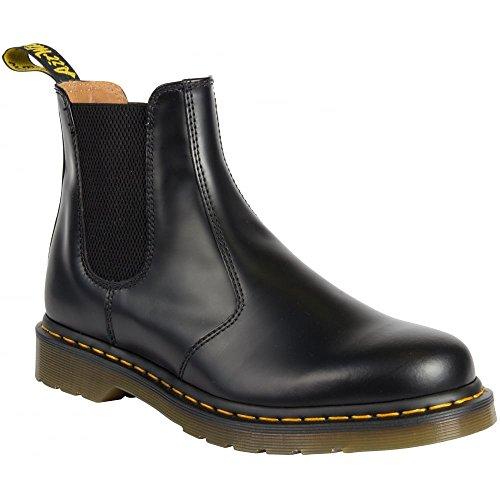 Dr.Martens Mens 2976 Black Leather Boots 44 EU