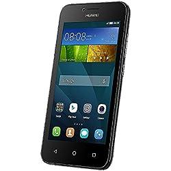 Huawei Ascend Y5 Smartphone, 8 GB, Marchio TIM, Nero